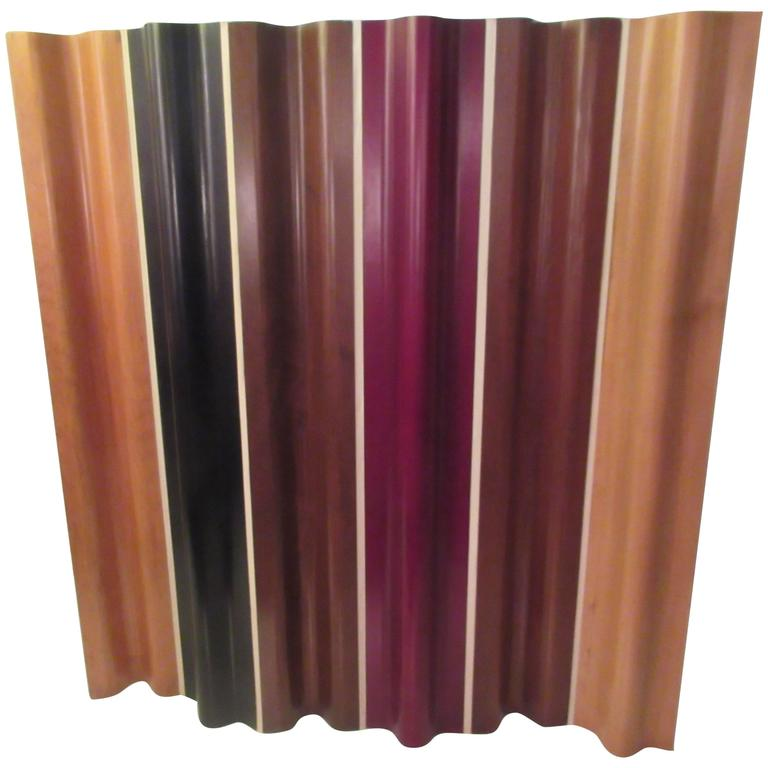 Charles Eames for Herman Miller Plywood Folding Screen
