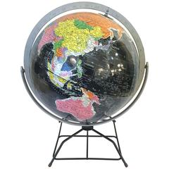 Replogle Starlight Globe on Modernist Stand