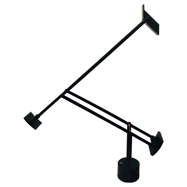 Tizio lamp richard sapper for artemide circa 1975 for sale at 1stdibs - Gloeilamp tizio lamp ...