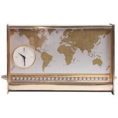 Asprey's Electric World Clock