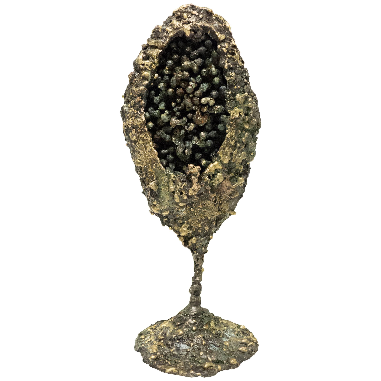 """James Bearden """"Pod"""" Sculpture"""