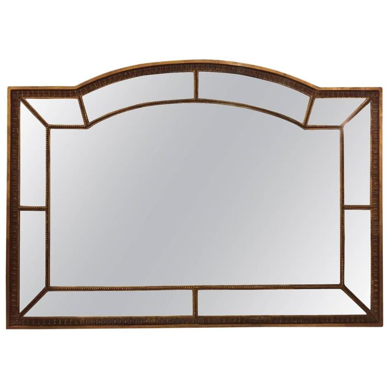 Adam style border mirror at 1stdibs for Adam style mirror