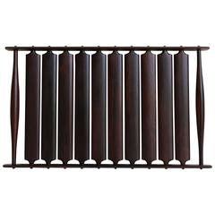 Slatted Rosewood Tray by Jens Quistgaard for Dansk