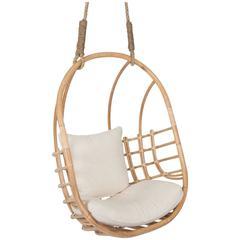 Amalfi Natural Rattan Hanging Chair