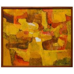 Barbara Engle Abstract, California, 1960s