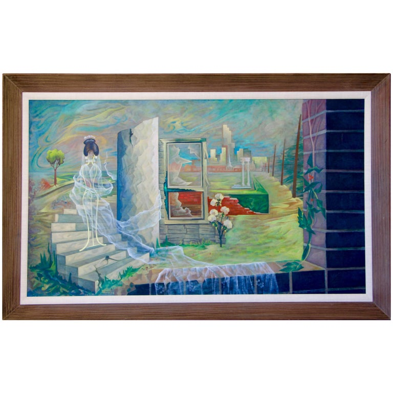 """Cees Brokke """"The Spirit of the House"""" For Sale"""