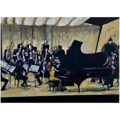"""Ernesto Seco """"Orchestra"""" Direct Commission"""