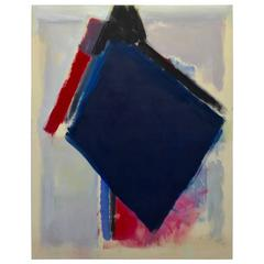 Nice Large Abstract by Winifred Carson