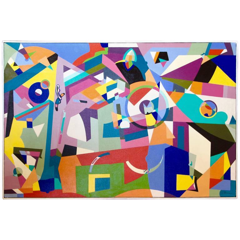 Edgar G. Brenes Huertas Geometrical Interior