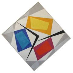 Wilfred Machin Trio #3, 1965
