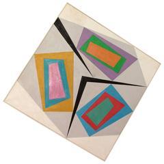 Wilfred Machin Trio # 4, 1965