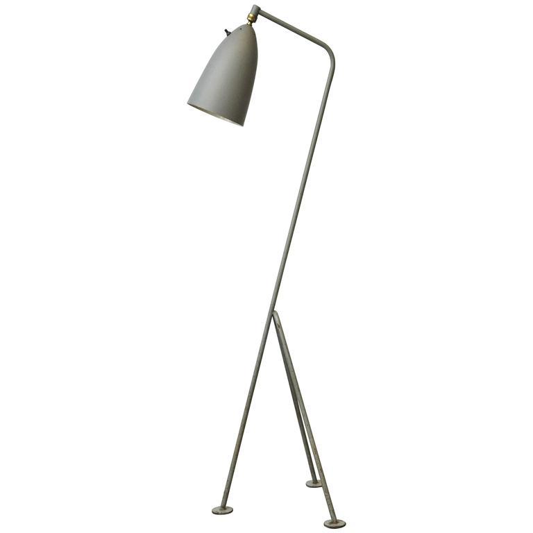 Greta Grossman 831 Grasshopper Floor Lamp For Ralph O Smith