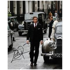 """Eddie Redmayne Original Autograph"" Photo"