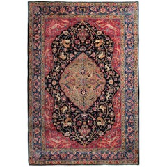 Antique Rugs, Persian Rugs from Tabriz