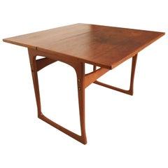 Mid-Century Danish Extending Table by J. Ingvard Jensen