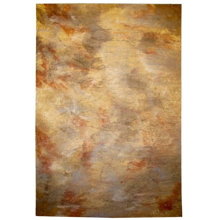 Large Tonal Abstract For Sale
