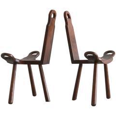 Italian Tripod Chair