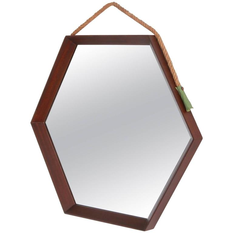 Hexagonal Mirror For Sale At 1stdibs