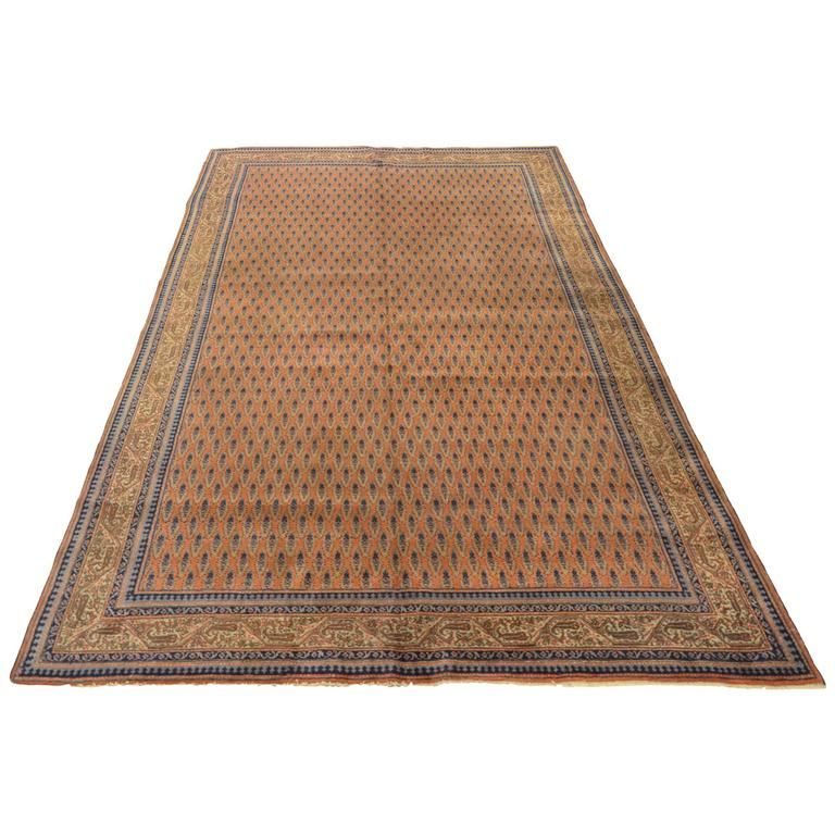 Serabend Carpet Circa 1920 At 1stdibs