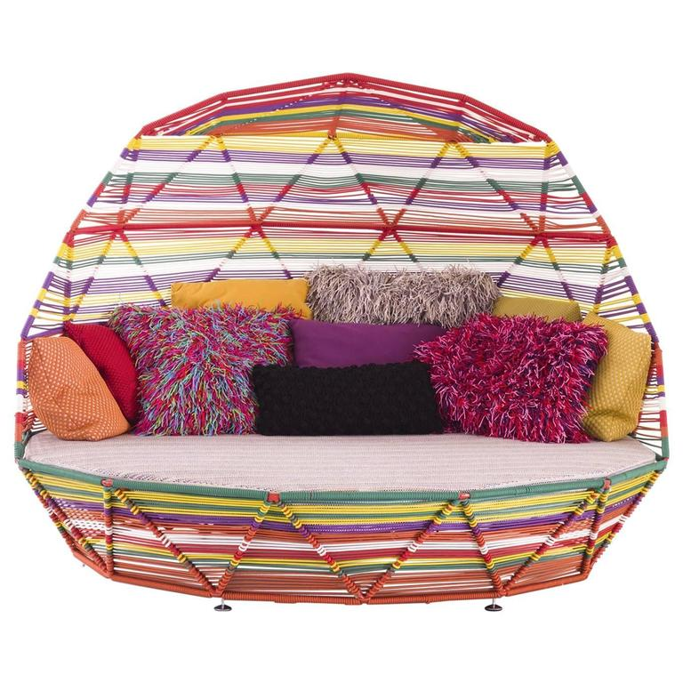 Moroso Tropicalia Daybed for Indoor and Outdoor For Sale