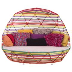 Moroso Tropicalia Daybed for Indoor and Outdoor