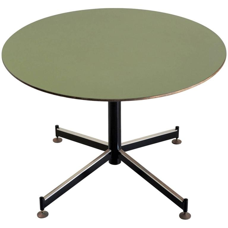 Central Round Table, Italy, 1955