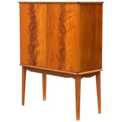 Nordic Art Deco Flame Cabinet