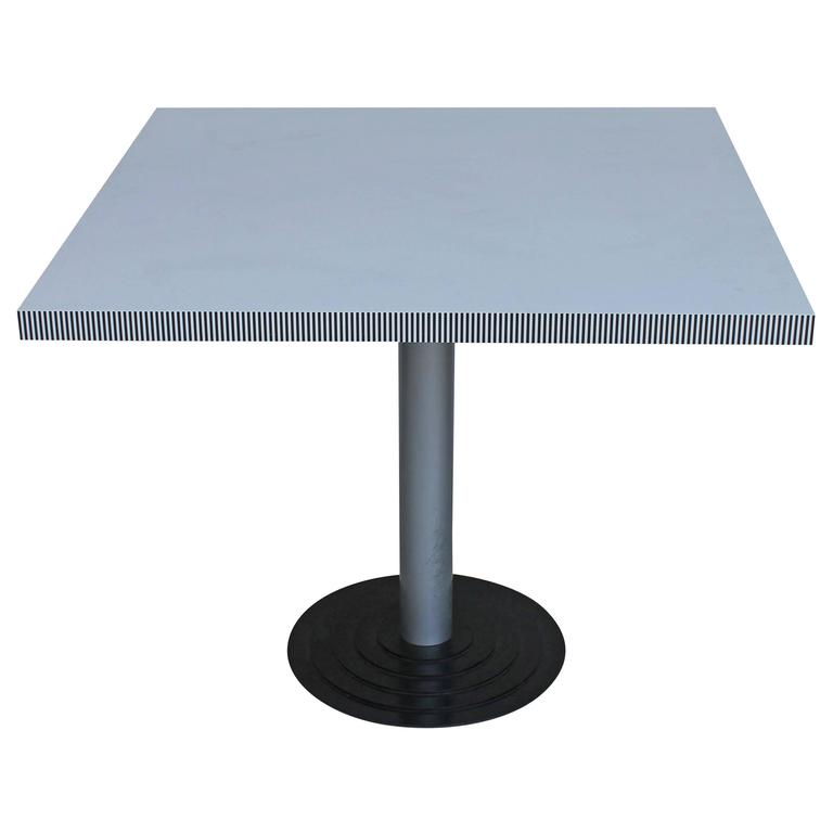 "DRIADE ""Kroma"" Squared Table by Antonia Astori"