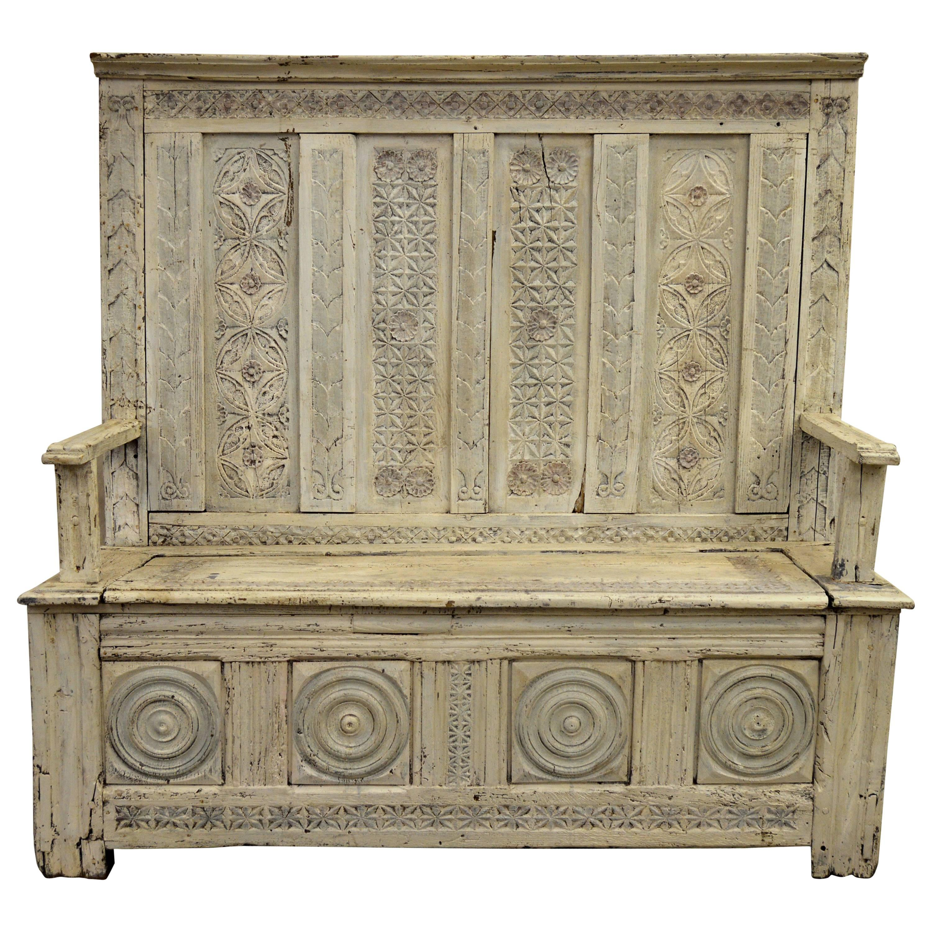17th Century French Settee