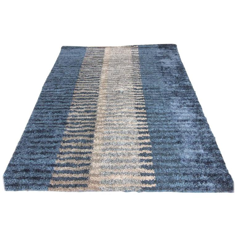Swedish Mid-Century Modern Rug For Sale