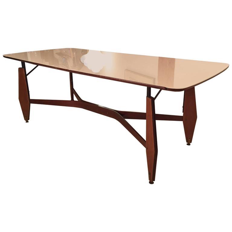 Melchiorre Bega Dining Table for Altamira, 1960