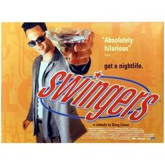 """""""Swingers"""" Film Poster, 1996"""