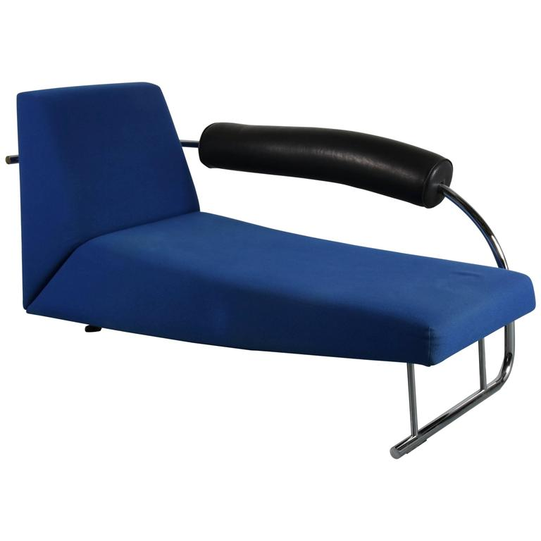 Chaise Longue by Rob Eckhardt for Dutch Originals, Netherlands, 1980s