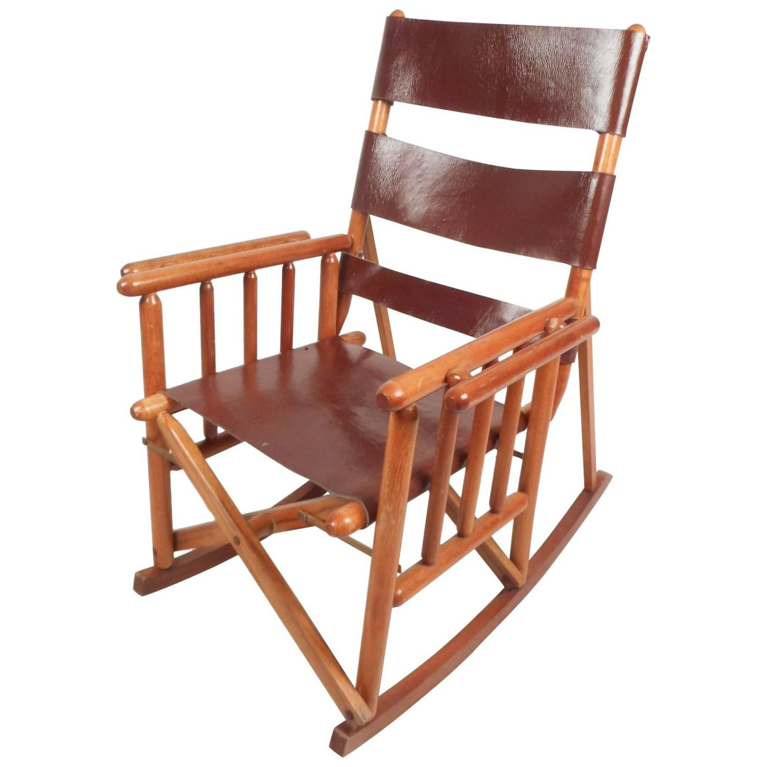 Mid Century Modern Rocking Chairs 295 For Sale at 1stdibs