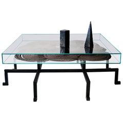 Sculpted Kinetic Magnetic Table N.5, JM Szymanski