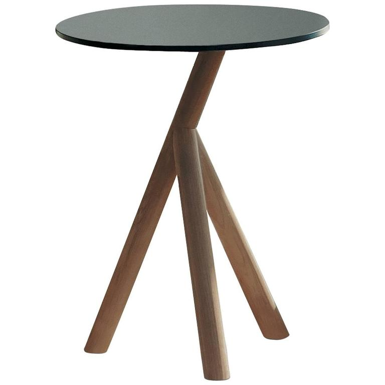Roda Stork Side Table for Indoor/Outdoor Use