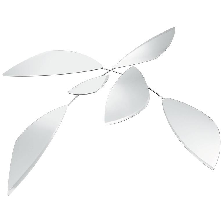 Leaf Mirror by Gallotti & Radice