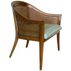 Cane Armchair by Harvey Probber