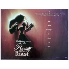 """""""Beauty and the Beast"""", Film Poster, 1991"""