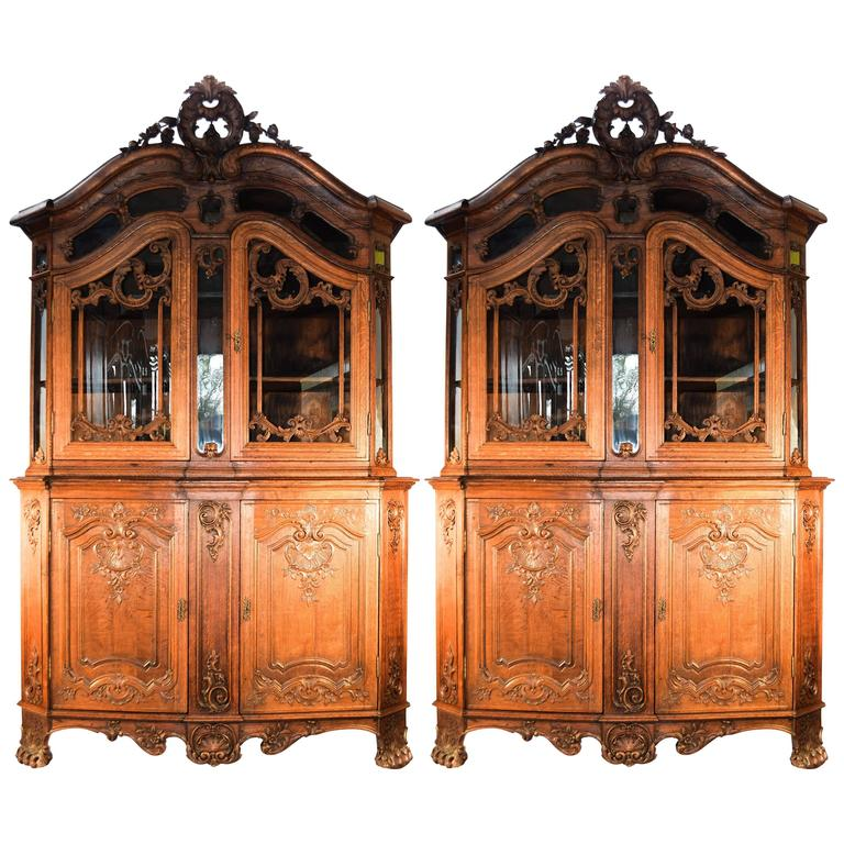 """Pair of French 19th Century """"Liègeois"""""""