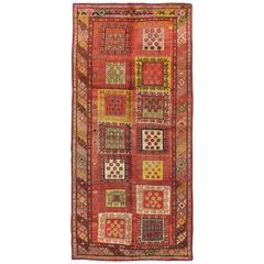 Antique East Turkestan Khotan Rug