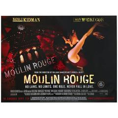 """""""Moulin Rouge"""" Film Poster, 2001"""