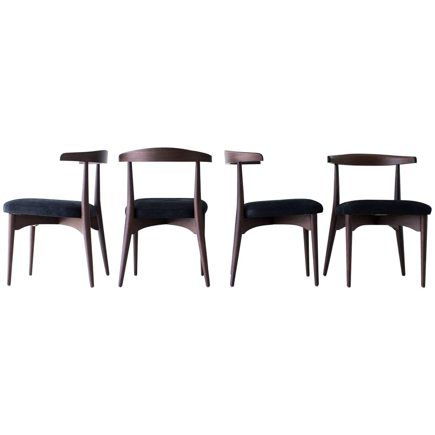Lawrence Peabody Dining Side Chair P-1709 Craft Associates Furniture