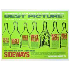 """Sideways"" Film Poster, 2004"