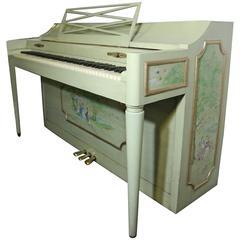 Art Case Hand-Painted Baldwin Upright Piano