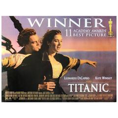 """""""Titanic"""" Film Poster, 1997"""