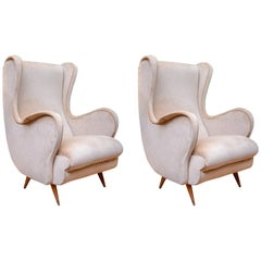 Pair of Vintage Armchairs at cost price.