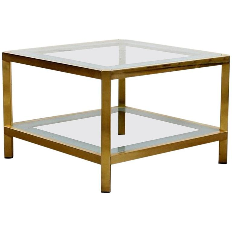 Gilded Coffee Table By Fedam 1