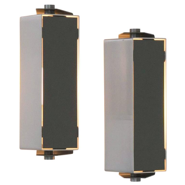 "Jo Hammerborg ""Fuga"" Wall Sconce For Sale"