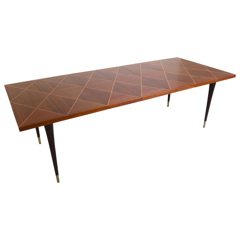 Tommi Parzinger Dining Table For Sale